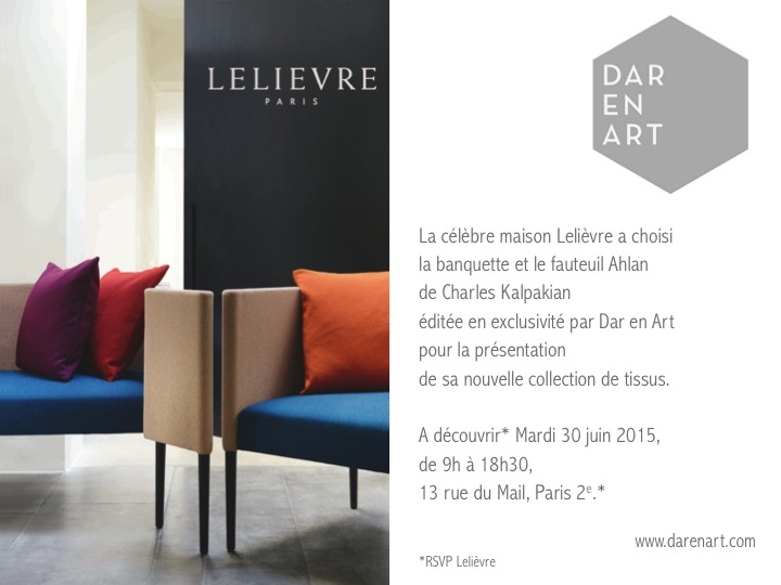 CP Dar en Art Lelievre Juin 2015